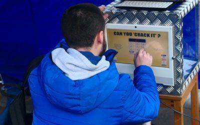 Preston Hub Safe Crack Promotion