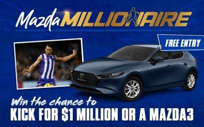 Mazda Millionaires