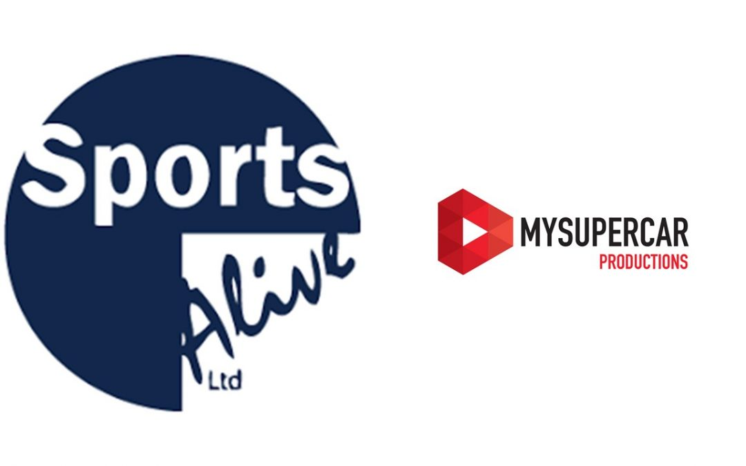 Sports Alive partners with MySuperCar!