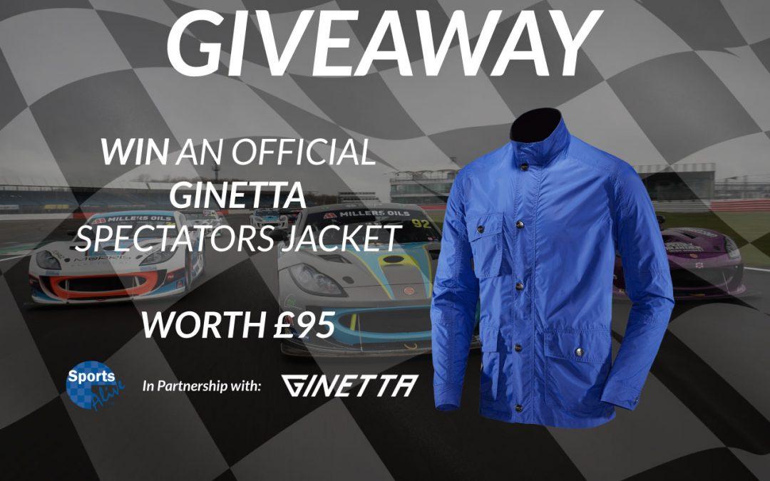 Win a Ginetta Jacket!